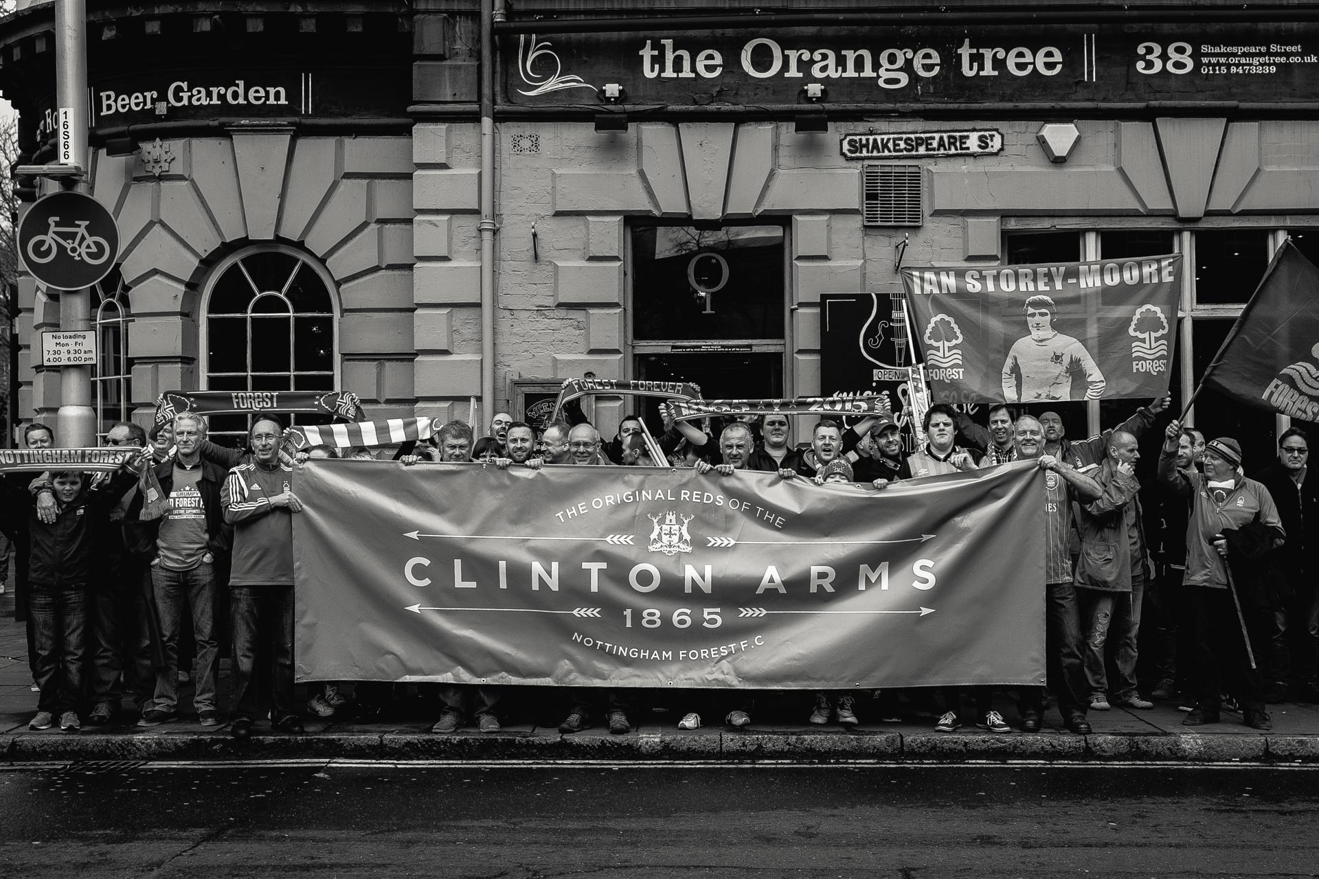 Nottingham Forest: 150 year celebration.