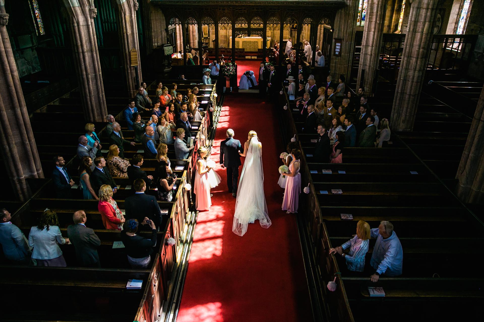 Nunsmere Wedding Cheshire