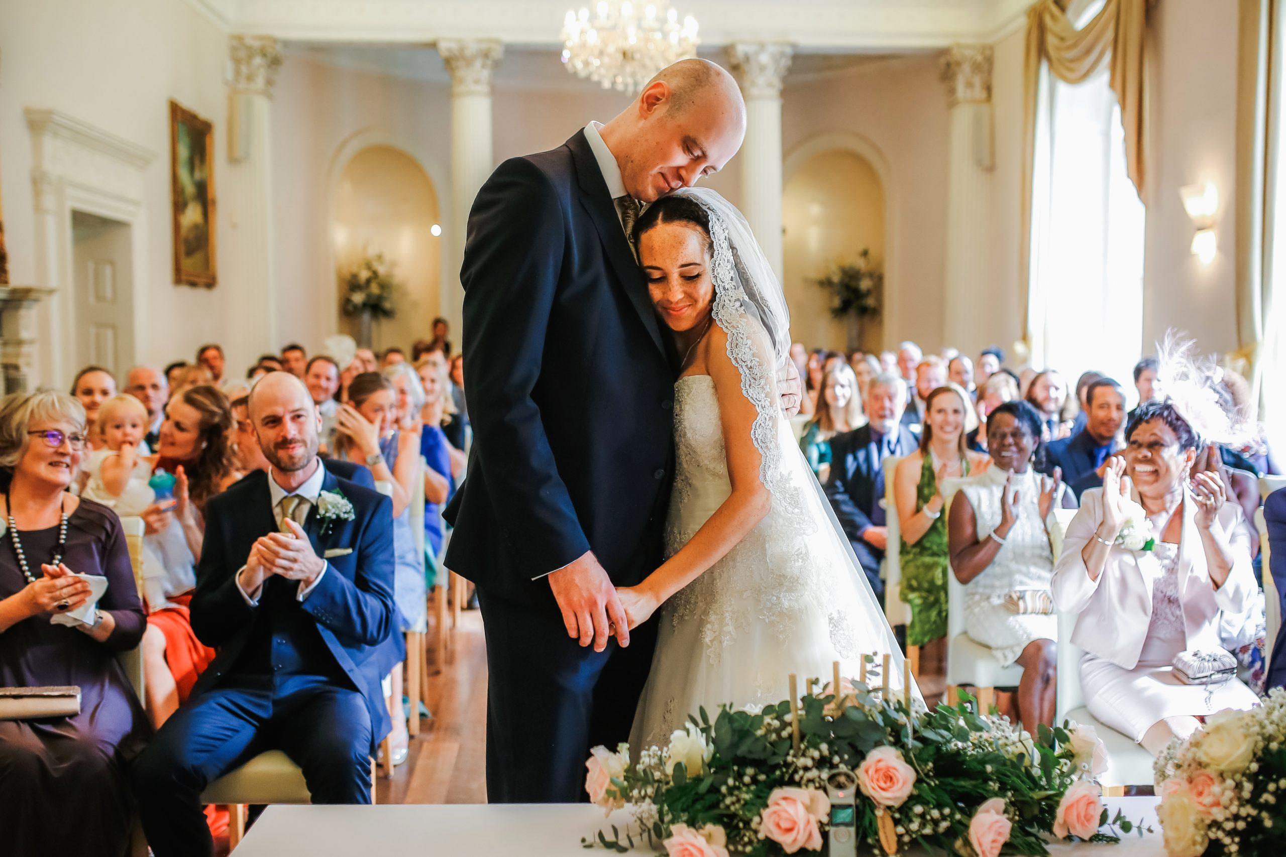 COLWICK HALL WEDDING – NOTTINGHAM